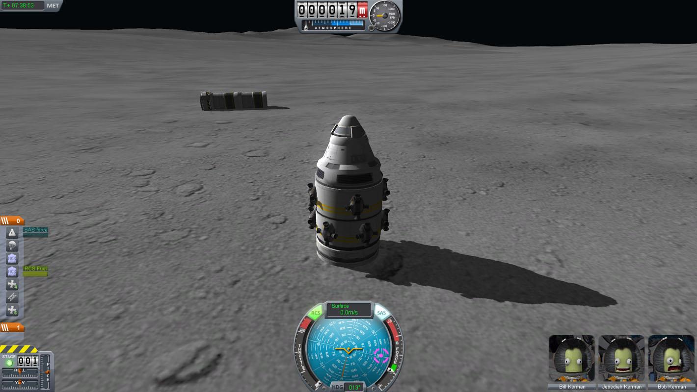 kerbal space program mun mission - photo #40